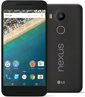LG Nexus 5X H790 Unlocked Smartphone for all GSM + CDMA Carriers (AT&T, T-Mobile, Verizon, Sprint) w/ 4G LTE & 12MP Camera (Renewed)