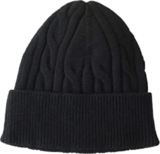 Amazon Essentials Cable Knit Hat Hombre