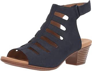 CLARKS Women's Valarie Shelly Heeled Sandal