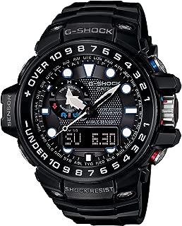 [カシオ] 腕時計 ジーショック GULFMASTER 電波ソーラー GWN-1000B-1AJF ブラック