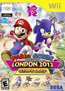 Mario & Sonic at the London 2012 Olympic Games (Renewed)