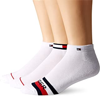 mens 3 Pair Cotton Cushion Liner Socks Bag