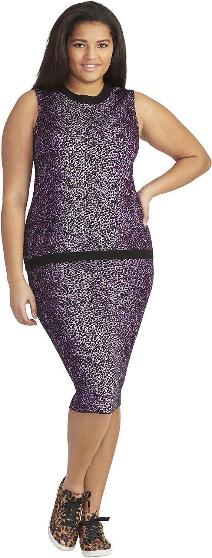 RACHEL Rachel Roy NEW Women's Plus Tia Skirt Max 70% OFF Size