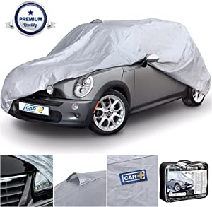 Essentials Sumex Cover  Waterproof  amp  Breathable Full Outdoor Protection Car Cover fit Toyota Aygo