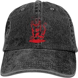 Baseball Trucker Cap,Primal Ruckus Adjustable Youth Cowboy Mens Golf Caps Hats