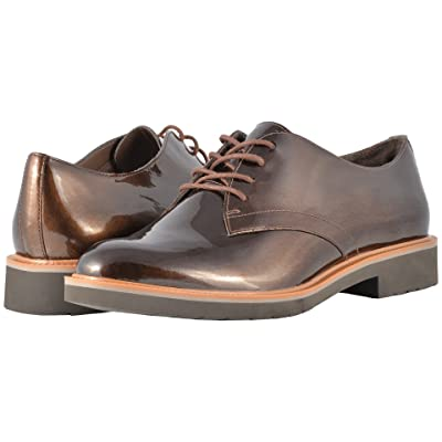 Rockport Total Motion Abelle Lace-Up (Bronze Pearl) Women