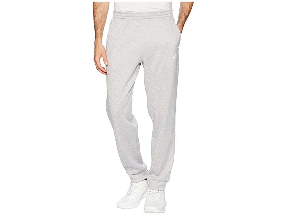 adidas Team Issue Fleece Jogger (Grey Two Metallic) Men's Casual Pants