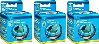 (3 Pack) Hagen Catit Treat Ball, Blue