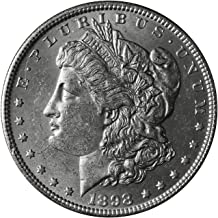 1898 O Morgan Dollar $1 About Uncirculated