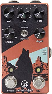 Walrus Audio Monument V2 Harmonic Tap Tremolo Guitar Effects Pedal