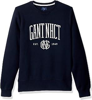 GANT Men's New Haven Crewneck Sweatshirt