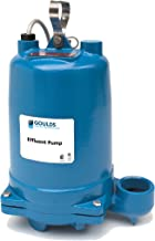 goulds effluent pump