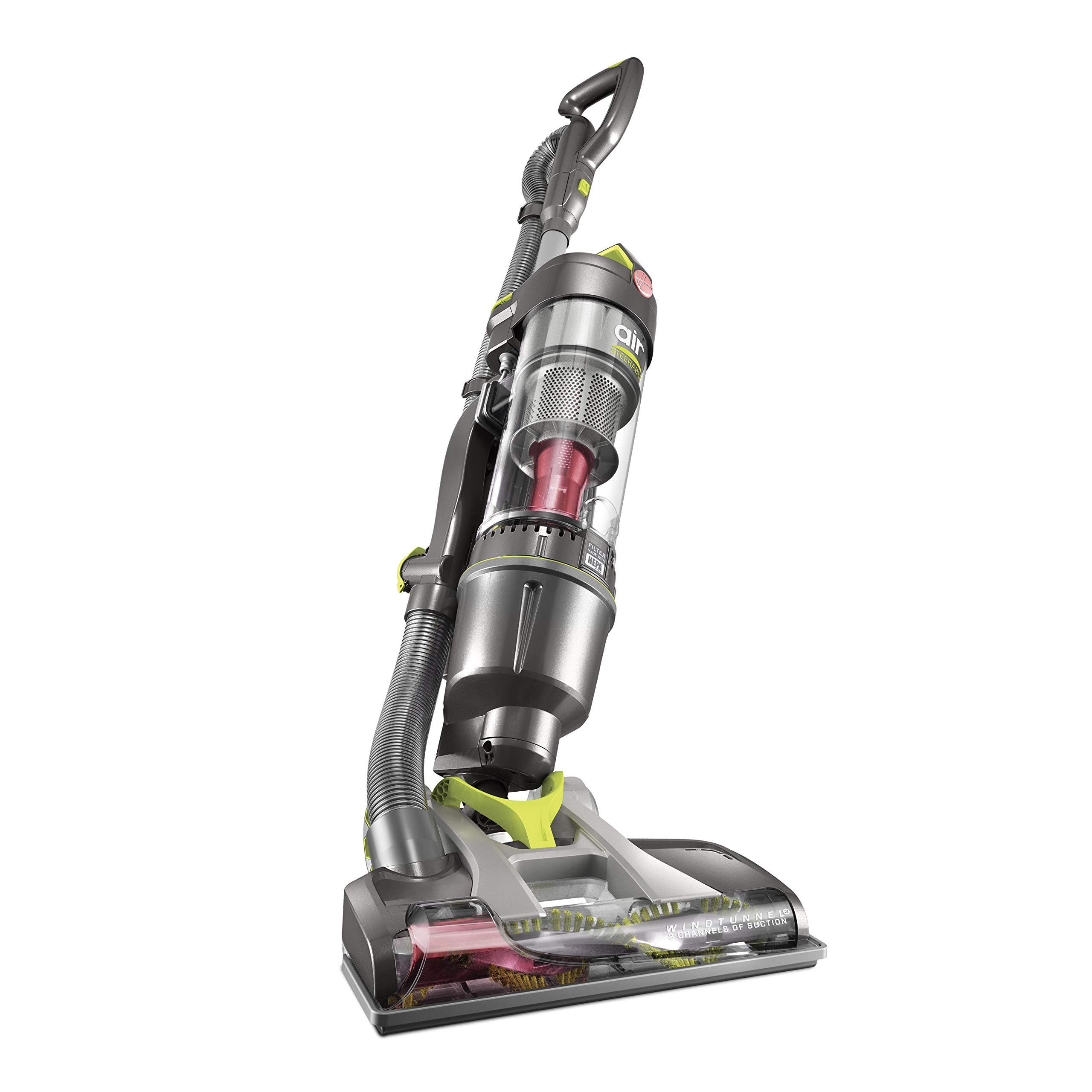 Hoover UH72400 Sin bolsa 1300W Gris aspiradora de pie y escoba eléctrica - Aspiradora escoba (Sin bolsa, Gris, UL, Secar, HEPA, Multi cyclonic/filtering): Amazon.es: Hogar