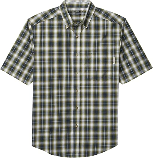 Loden Plaid