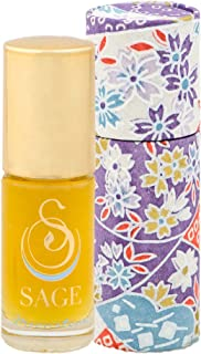 Sage Roll-on Perfume Oil - Moonstone