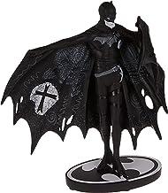 """DC Collectibles Batman Black & White: Batman by Gerard Way Resin Statue, 7"""", Multicolor"""
