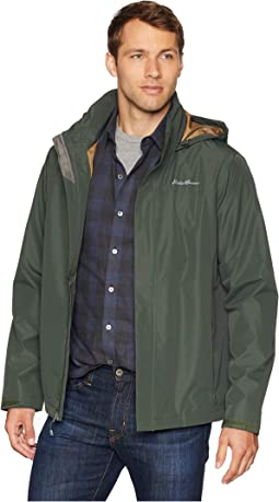 f0717eb04 Men's Eddie Bauer Rain Jackets and Trench Coats + FREE SHIPPING