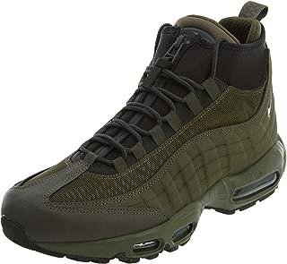 NIKE Air Max 95 Sneakerboot Men's Boot (Olive) (12)