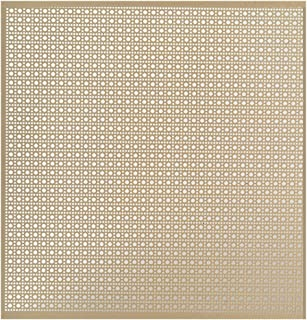 M-D Building Products 56012 .020-Inch Thick 1-Feet by 2-Feet Lincane Aluminum Sheet