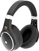 VOZA V600S, High Resolution, Deep bass HiFi Over-Ear Headphone with Microphone, Black Color