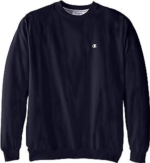 Champion Men's Big-Tall Fleece Crew Sweatshirt