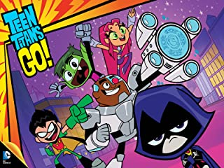 Teen Titans Go!: The Complete Second Season