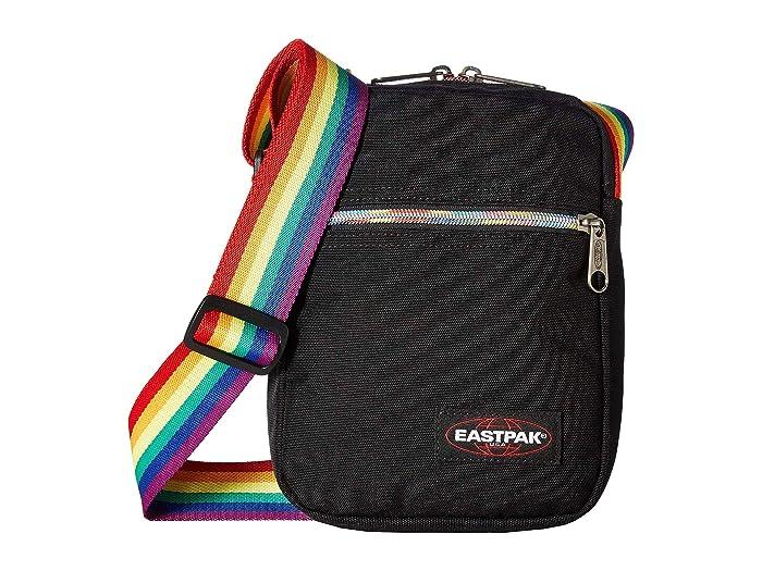 Eastpak Springer Bag Crossbody Rainbow Glass