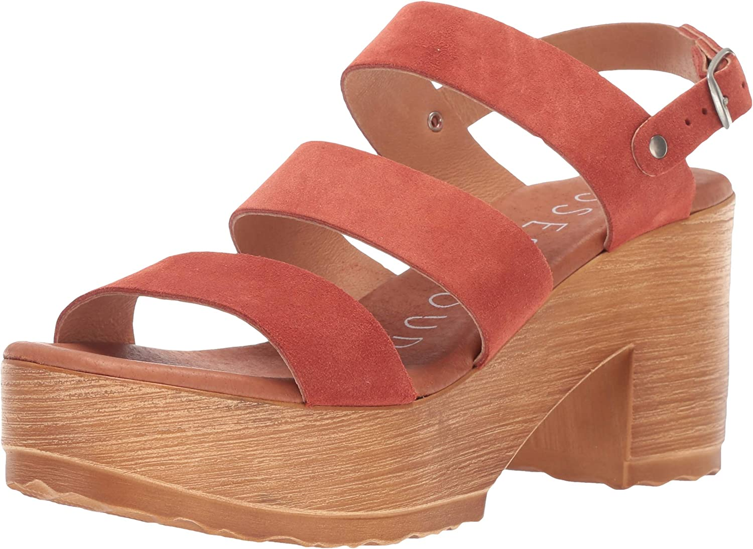 Musse & Cloud Womens Fissy Heeled Sandal