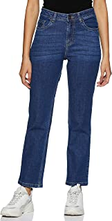 AKA CHIC Women's Straight Fit Jeans