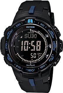Casio PROTREK Slim Line Series Solar Multiband 6 Triple Sensor Ver.3 Men's Watch PRW-3100Y-1JF (Japan Import)