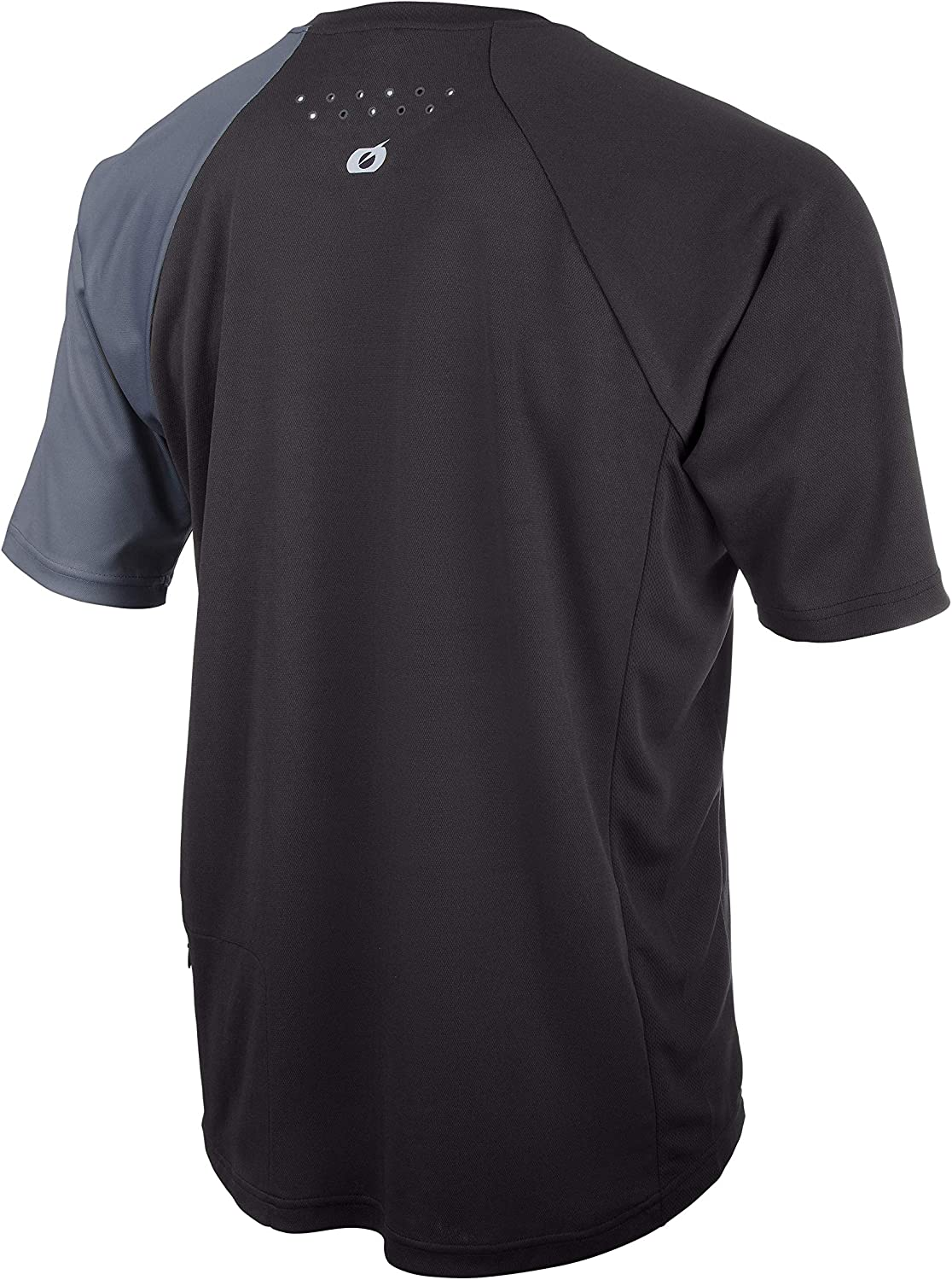 Medium ONeal unisex-adult PIN IT Cycling Jersey Black//Gray