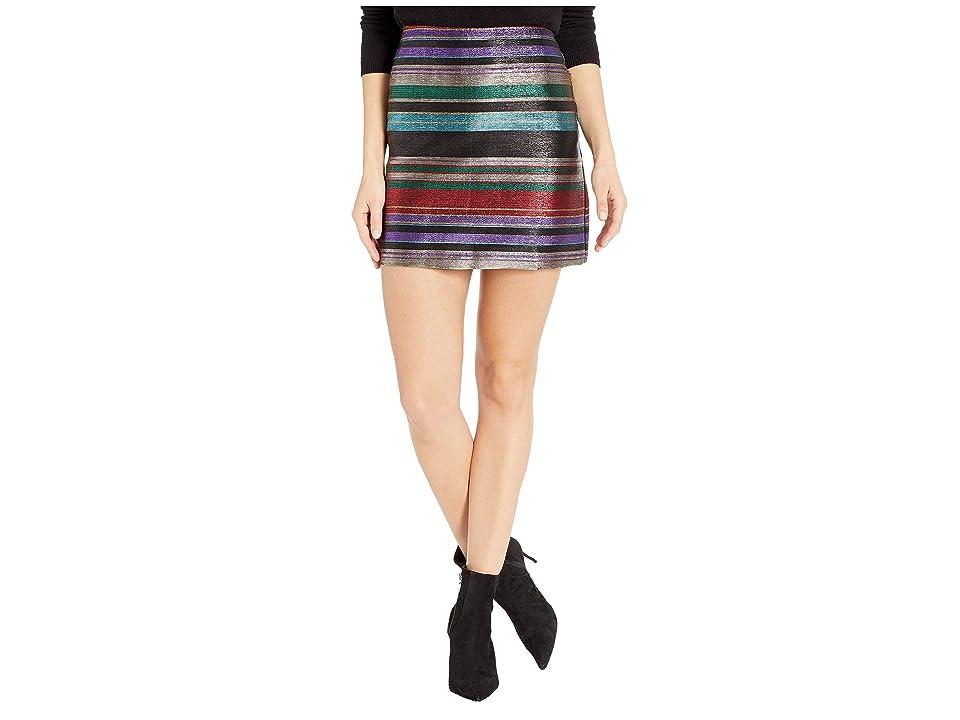 Trina Turk Rico Skirt (Multi) Women