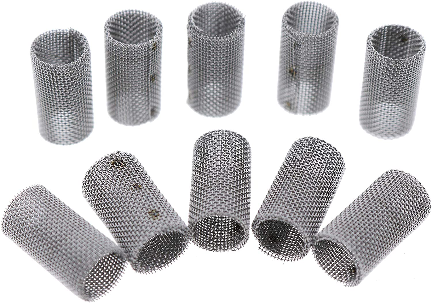 zt truck Low price parts 10X Stainless Steel Plug Burner Ranking TOP10 Pin Glow Strainer