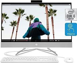 HP 27-inch Touchscreen All-in-One Desktop Computer, 10th Gen Intel Core i5-1035G1 Processor,12 GB RAM, 512 GB SSD, Windows...