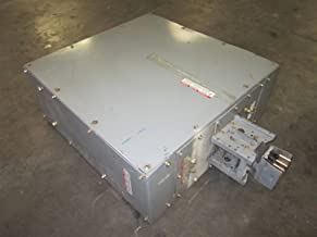 Square D I-Line II 1200 Amp 600V Tap Box 3P 3W CFH2312GETBMBM Busway Copper CU