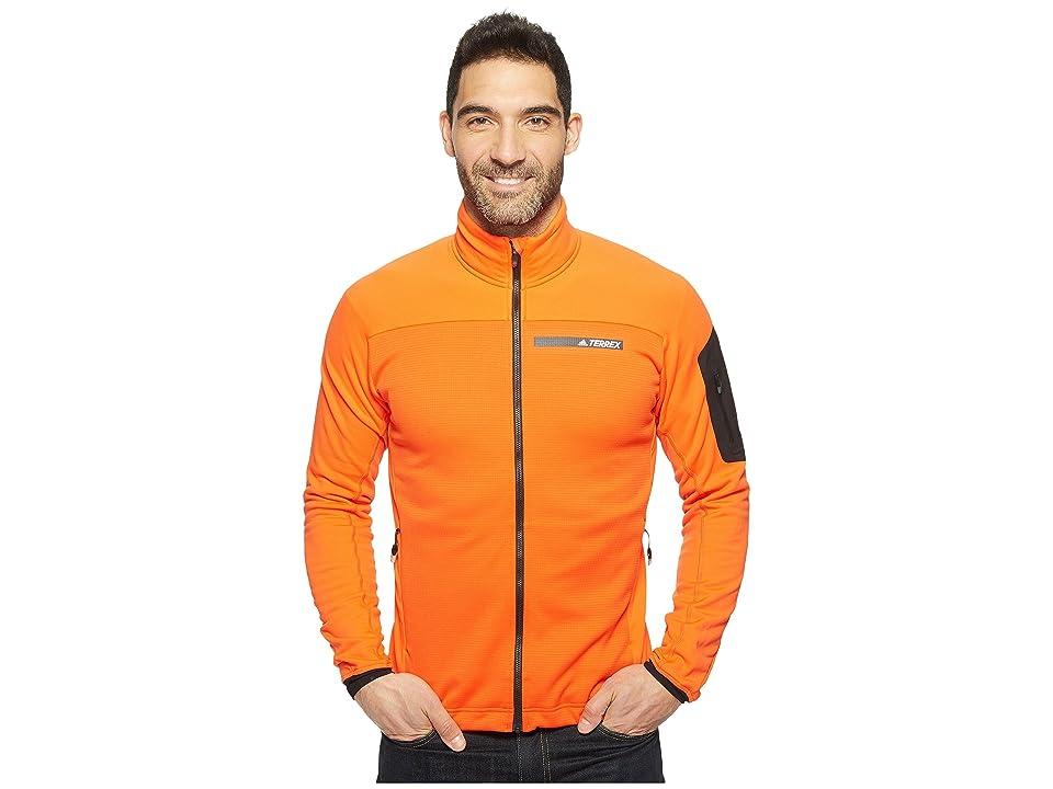 adidas Outdoor Terrex Stockhorn Fleece Jacket (Energy) Men