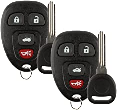 Discount Keyless Replacement Button Pad Compatible with KOBGT04A 10305092 2 Pack 22733524