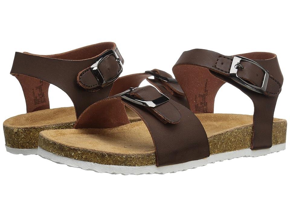 Jumping Jacks Kids Sand Castle (Toddler/Little Kid) (Dark Brown) Girls Shoes