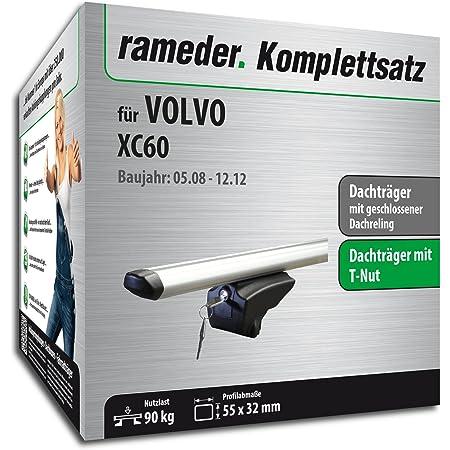 Dachträger Nordrive Snap Steel Für Volvo Xc60 11 2008 Max 100 Kg Abschließbar Auto
