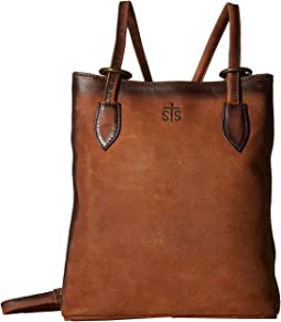 STS Ranchwear - The Baroness Convertible Backpack/Shoulder Bag