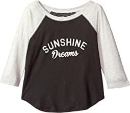 Sunshine Dreams Raglan (Little Kids/Big Kids)