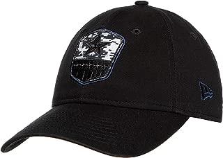 Dallas Cowboys New Era Salute to Service Womens Black 9Twenty Cap