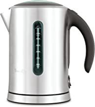 Breville Soft Top Kettle, Brushed Stainless Steel BKE700BSS