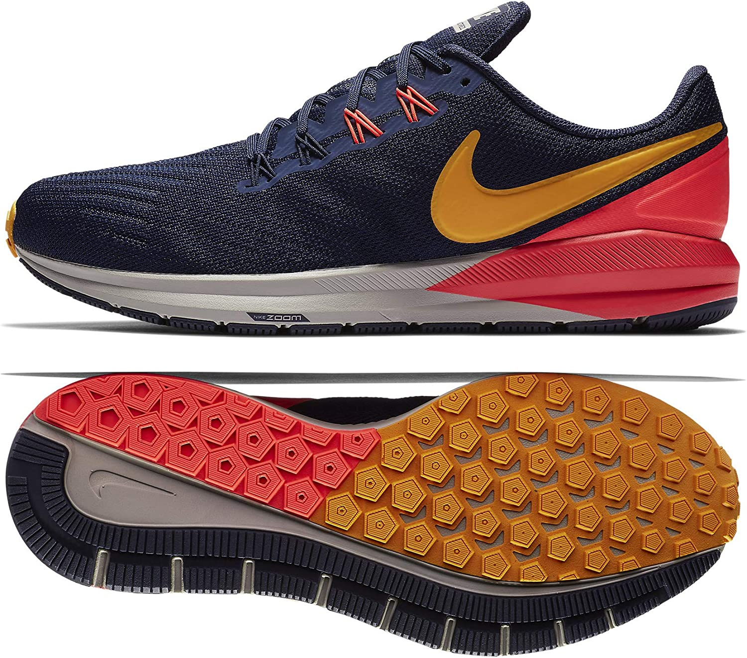 Nike Air Zoom Structure 22 Mens Aa1636-400 Size 13