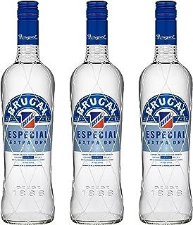 Brugal Especial Extra Dry Rum 3 x 0,7l
