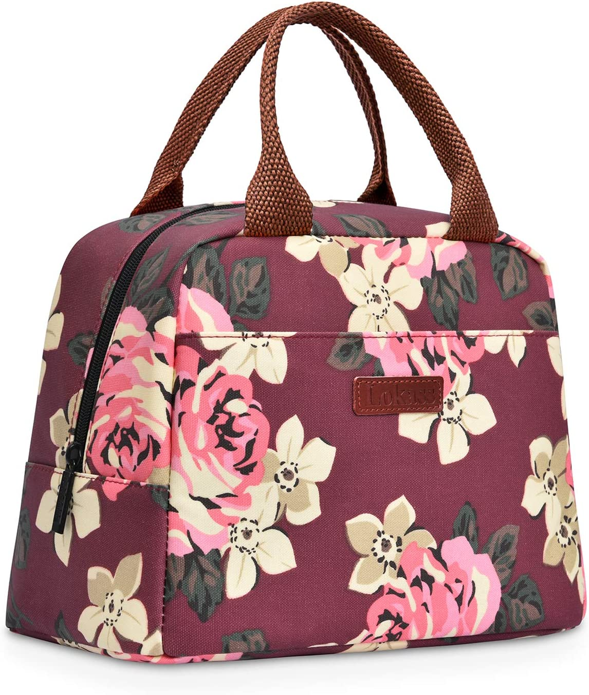 LOKASS Lunch Bags for Women Box Al sold out. San Antonio Mall T Insulated Thermal