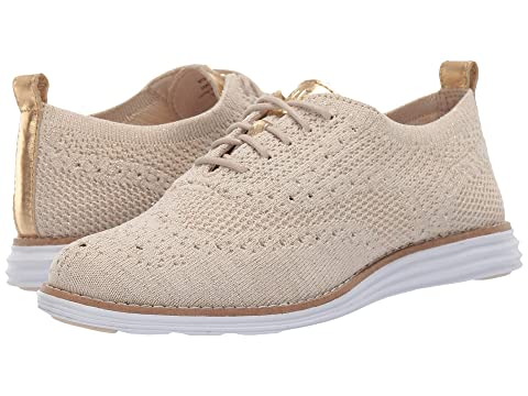 2165453bf08 Cole Haan Original Grand Knit Wingtip Oxford at 6pm