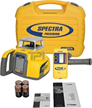 NEW! TRIMBLE SPECTRA PRECISION LL300 SELF-LEVELING ROTARY LASER LEVEL