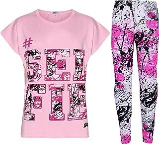 41b731219578e Amazon.com: Kid Splash - Clothing Sets / Girls: Clothing, Shoes ...