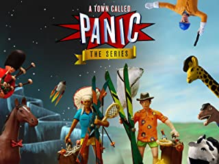 A Town Called Panic: The Series